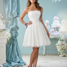 220x220 sq 1503774985535 116122shortweddingdresses 510x680