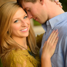 220x220 sq 1474514252282 downtown midland engagement session 024