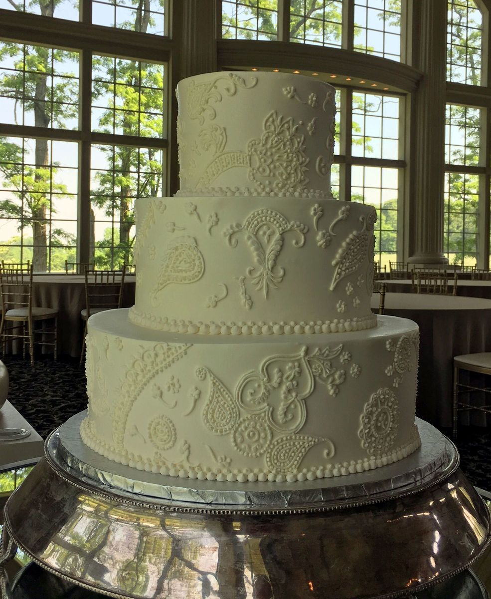 Vineland Wedding Cakes Reviews For Cakes - Cake Works Wedding Works