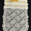 130x130 sq 1479208847471 13 5 x108 lace table runners ivory 90602 1pc pk 10