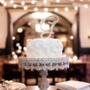 130x130 sq 1459792356593 danielle ross wedding rosette cake 2