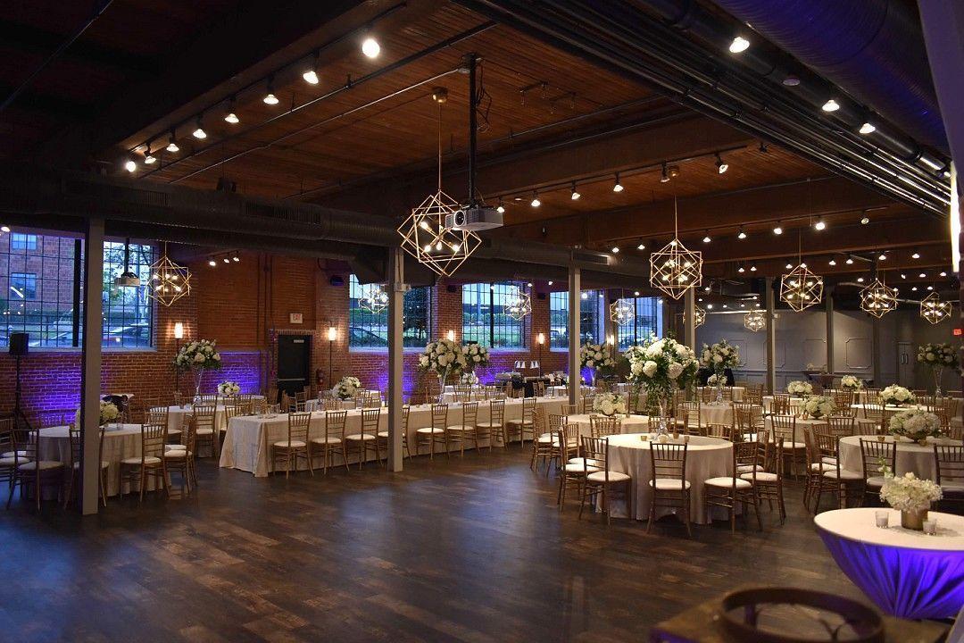 Byron S South End Venue Charlotte Nc Weddingwire