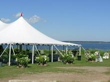 220x220 1414002663490 gold stripe setup tent
