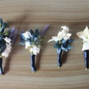 130x130 sq 1491847753197 minneapolis silk wedding flowers boutonnieres