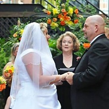 220x220 sq 1320851318256 600x6001320265635406larkinsontherivergreevillescweddingwoman.net