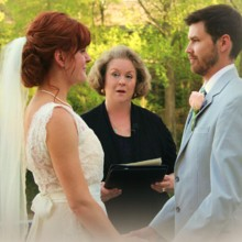 220x220 sq 1430169095880 wedding officiant www.weddingwoman.net   copy