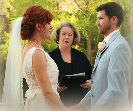 Award Winning Wedding Ceremony Officiant