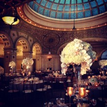 220x220 sq 1512570664277 wedding at the chicago cultural center by liven it