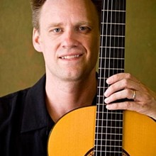 Classical Guitarist Jeff Davis