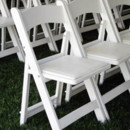 130x130 sq 1415815724182 white garden chairs