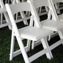 130x130 sq 1415815724182 white garden chairs