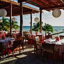 220x220 sq 1315412624868 destinationweddingreceptionlocationmexicocancunphoto
