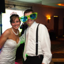 130x130 sq 1370977175799 bride and groom glasses