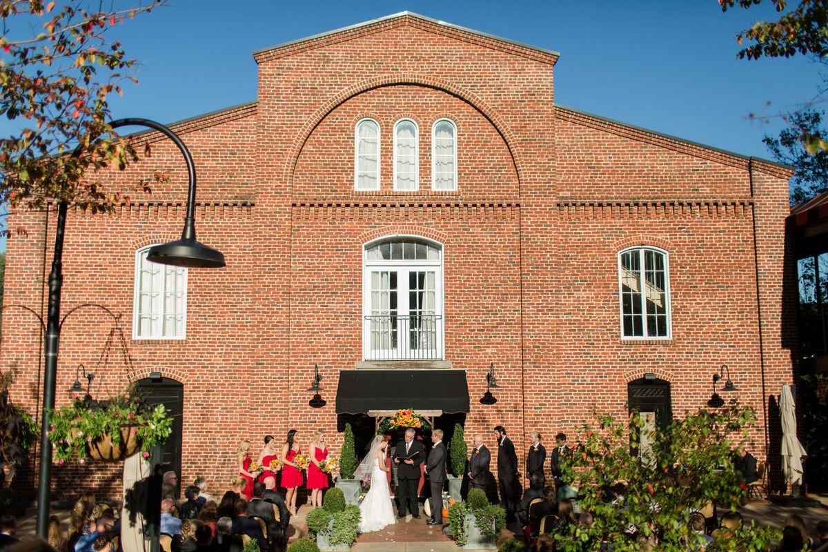 The craddock terry hotel venue lynchburg va weddingwire for Wedding dresses lynchburg va