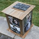 130x130 sq 1345232004055 barnwoodcardboxpersonalized