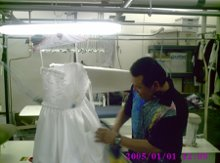 Village East Cleaners - gown care photo