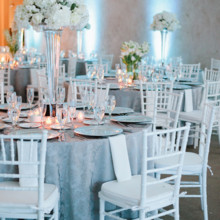 220x220 sq 1368541700225 elegant tall wedding centerpiece