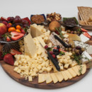 130x130 sq 1428424788730 rustic cheese display