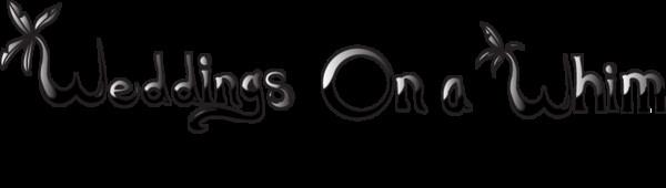 1445636204334 Weddings On A Whim Logo Largo wedding officiant