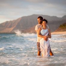 220x220 sq 1490393504373 hawaiiwedding 47