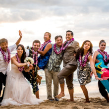 220x220 sq 1490636321990 hawaiiwedding 762