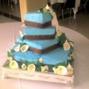 130x130 sq 1220299518268 weddingcake