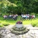 130x130 sq 1452783764697 holmdene garden ceremony view from top of steps ii