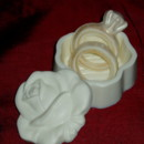 130x130 sq 1384223805891 chocolate rose treasure box with chocolate ring