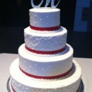 130x130 sq 1364788261871 4 tier brides cake