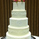 130x130 sq 1364788281312 5 tier wedding cake