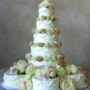 130x130 sq 1364788296007 11 tier wedding cake