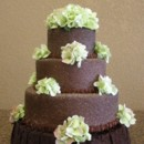 130x130 sq 1364788308518 chocolatebridalshoercake