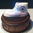 130x130 sq 1364788317696 converse shoe groom cake