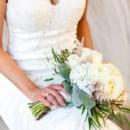 130x130 sq 1468290975542 bouquet of white hydrangea pink astilbe ranunculus