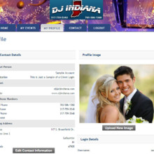 220x220 sq 1484397471330 dj wedding planner profile