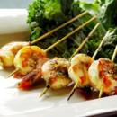 130x130 sq 1366825377010 chili shrimp skewers 2