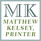 Matthew Kelsey, Printer photo