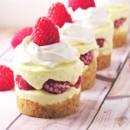 130x130 sq 1466445289066 raspberry lemon cream cups