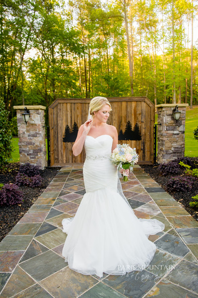 In The Woods - Rockmart, GA Wedding Venue