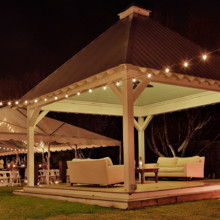 220x220 sq 1481727502468 cafe lighting by covered porch area