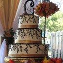 Fall Wedding at Cross Creek Ranch Buttercream