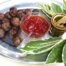 130x130 sq 1380035579953 autumn meatballs with red pepper jam