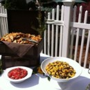 130x130 sq 1403636475613 homemade chips fresh salsa and corn bean and mango