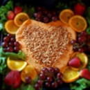 130x130 sq 1418748131808 heart shaped cheese ball