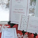 130x130 sq 1300985358330 snowflakeshimmerweddinginvitationforetsy6