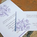 130x130 sq 1300985626362 vintagebotanicalsvioletweddinginvitationforetsy3