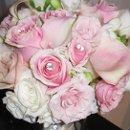 130x130_sq_1289476185374-rainflowercompanypinkrosespinkcallalilybouquetwithcrystalslisa