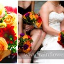 130x130 sq 1300157750179 rainflowercompanycolourfulbouquetsrosesorchidstorontoweddingflowers