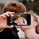 130x130 sq 1420074556679 bride  groom selfie
