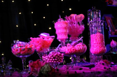 Classic Candy Buffet